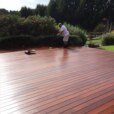 dunsborough painting and decorating decking