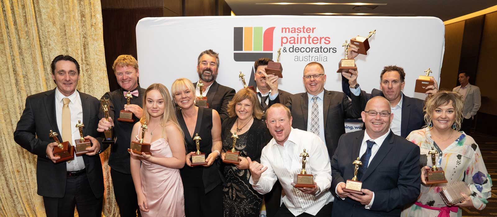 2019 & 2020 Master's Painter - AWARD FOR EXCELLENCE WINNER!